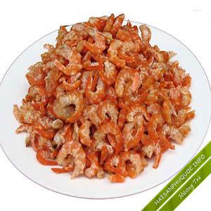 Tôm khô Phú Quốc loại 2