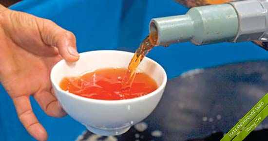 Nước mắm truyền thống Phú Quốc
